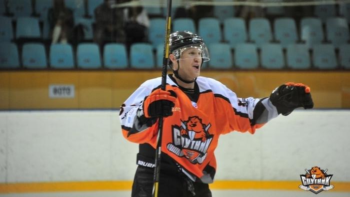 Егор Карп, фото ХК Спутник