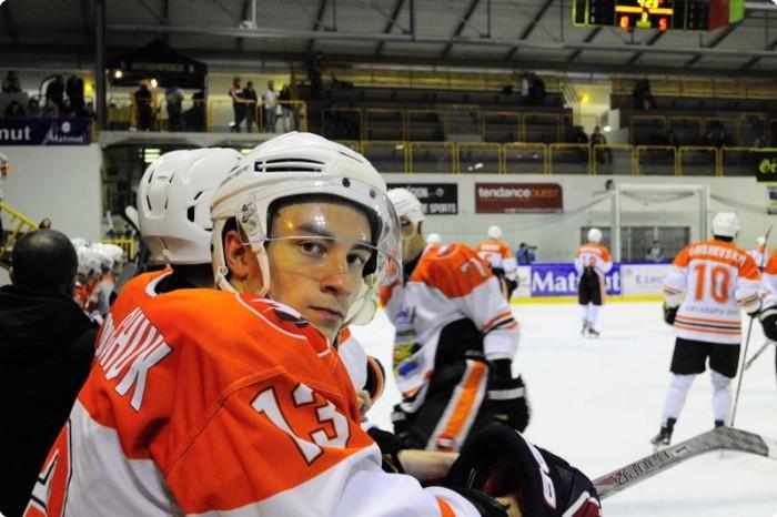 Илья Коренчук, фото ХК Кременчук