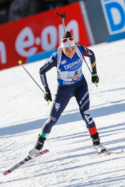 Даже температура не способна остановить Доротею Вирер, которая выйдет на старт ближайшей гонки несмотря на простуду, zimbio.com