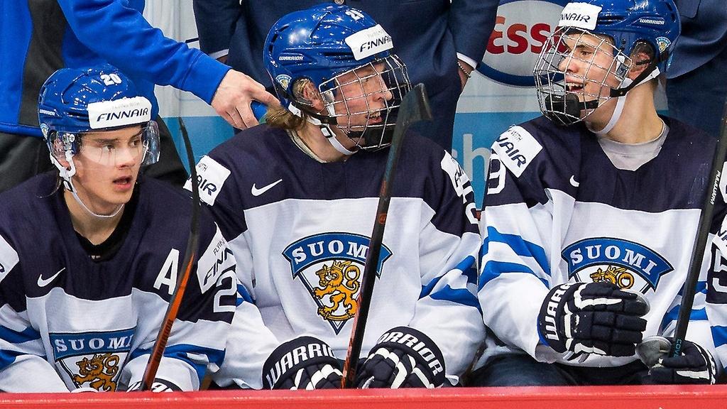 Себастьян Ахо (слева) и Йессе Пульюярви (по центру), mtv.fi