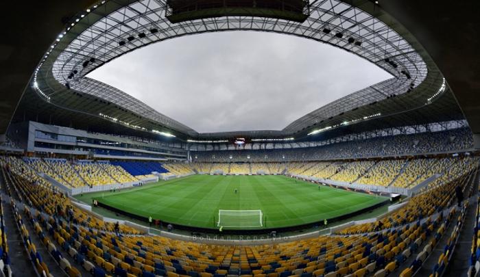 Донецкий клуб желает проводить домашние матчи на«Арене Львов»