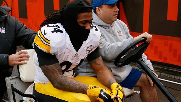 Отсутствие ДиАнджело Уилльямса может сильно сказаться на игре Питтсбурга, Getty Images
