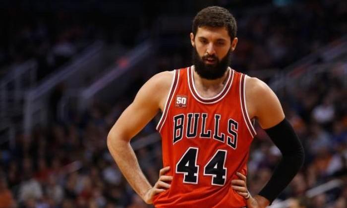 Баскетболист «Чикаго» Миротич сломал челюсть после стычки содноклубником