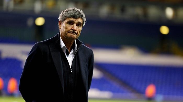 Хуанде Рамос покинул «Малагу»