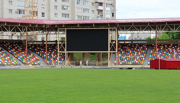 Комиссии УАФ не понравилось качество газона в Тернополе перед финалом Кубка Украины — СМИ