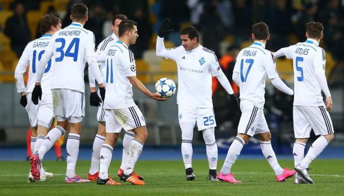 Гладкий оформил первую победу «Динамо» вАвстрии