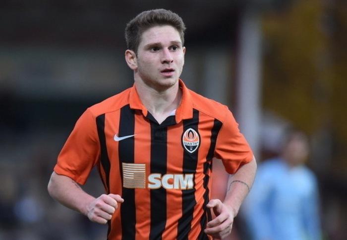 Гиорги Арабидзе де-факто оказался единственным новичком «горняков» и стал самым молодым игроком в сезоне Премьер-лиги, фото shakhtar.com