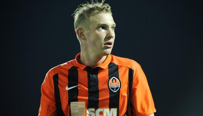 Коваленко забил свой дебютный гол в еврокубках