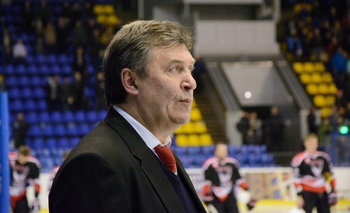Анатолий Степанищев, фото ХК Донбасс