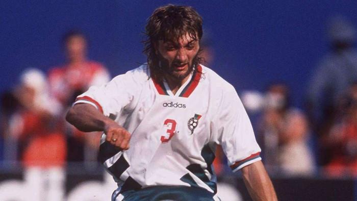 Умер легендарный болгарский футболист Трифон Иванов