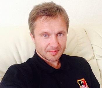 Молодой наставник харьковчан Сергей Сизихин