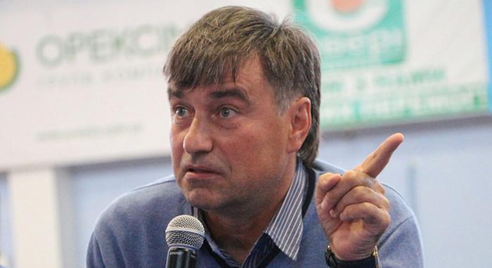 Олег Федорчук принял Энергию, надеясь создать молодой коллектив