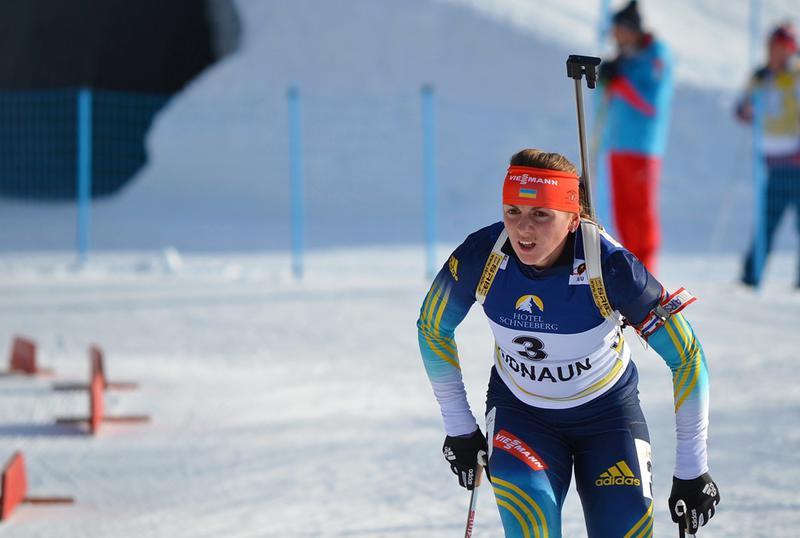 Ирина Варвинец впервые в карьере может финишировать в топ-30 общего зачета, biathlonworld.com