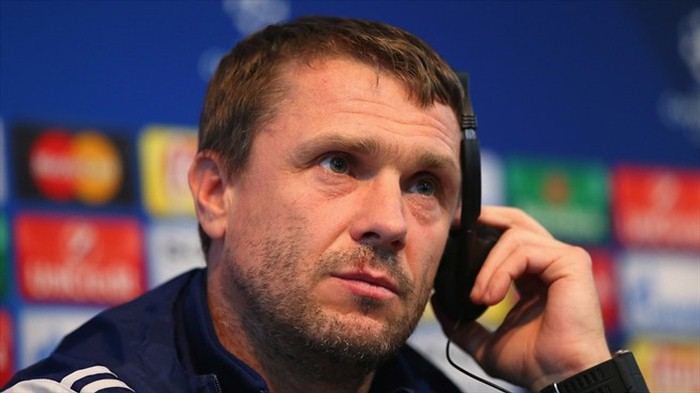Ребров: «Заслужили быть в четвертьфинале»