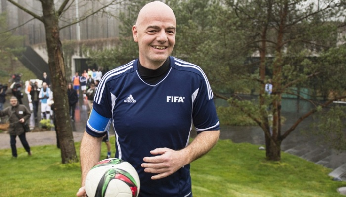 Руководитель ФИФА предложил увеличить число участников чемпионата мира пофутболу
