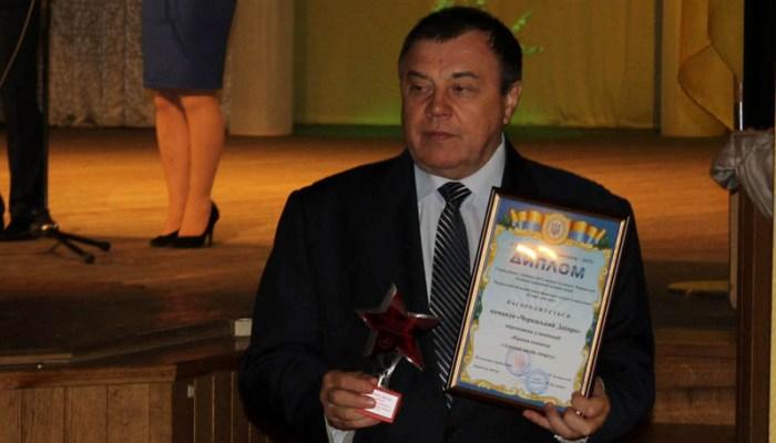 Уроженец Черкасской области Владимир Лашкул возглавил Черкасский Днепр и добавил ему столичного лоска