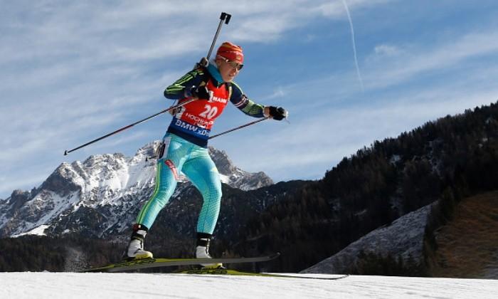 Услугина заменит Глазырину вспринтерской гонке начемпионате мира побиатлону