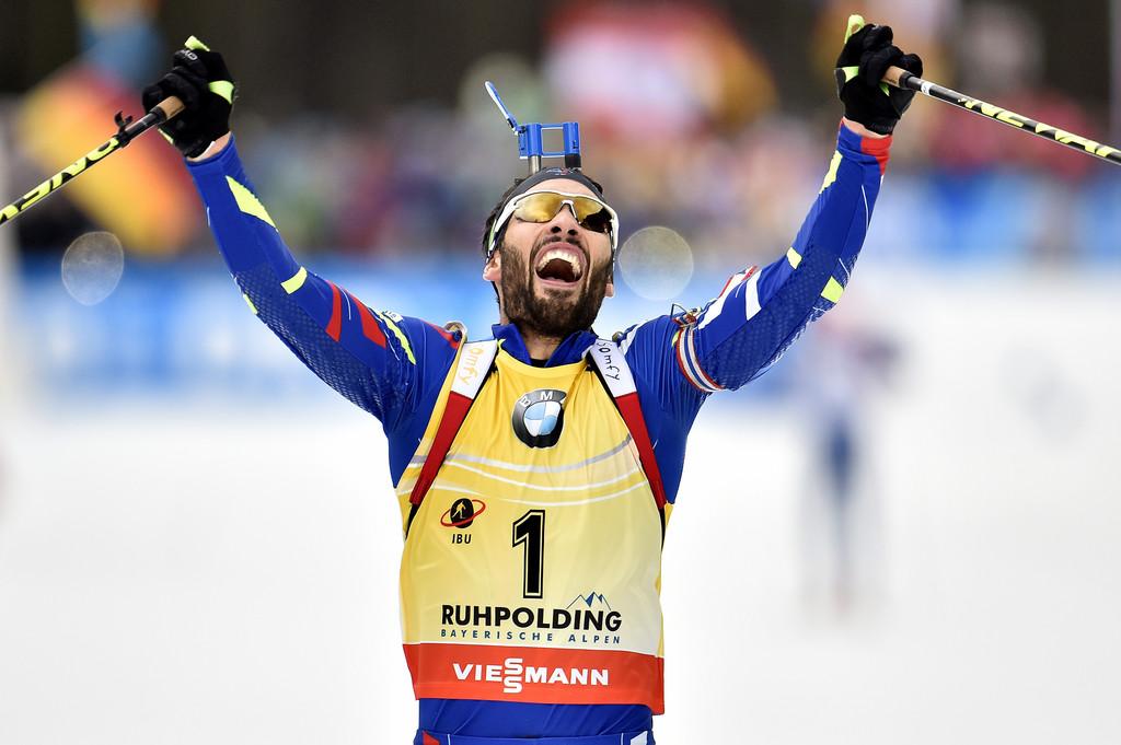 Мартен Фуркад планирует выиграть свой пятый БХГ уже в Норвегии, Getty Images