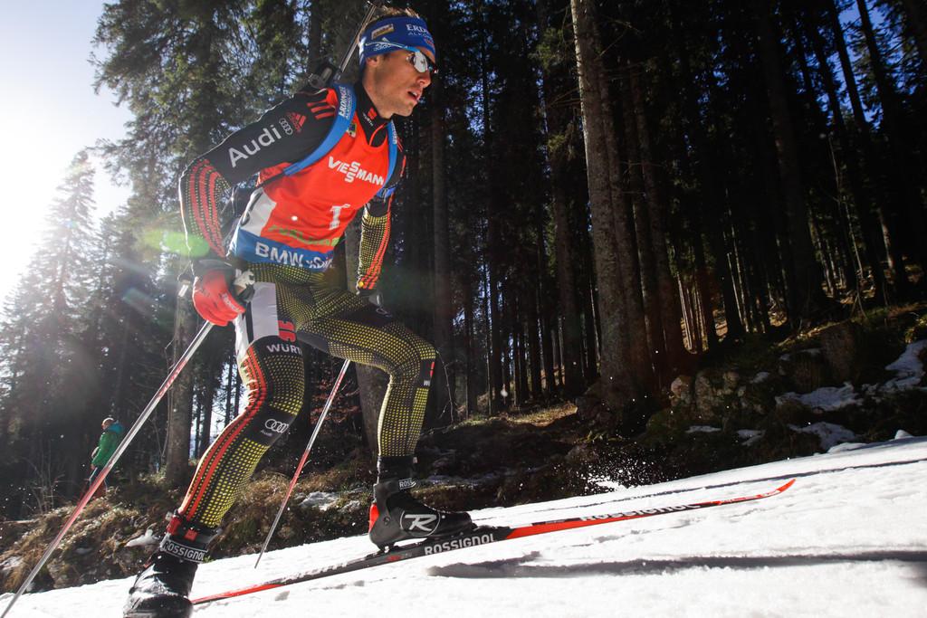 Главная надежда мужской сборной Германии - Симон Шемпп, Getty Images