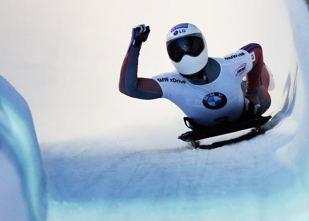 Юн Сунгбин после выигрыша серебра на чемпионате мира, Zimbio