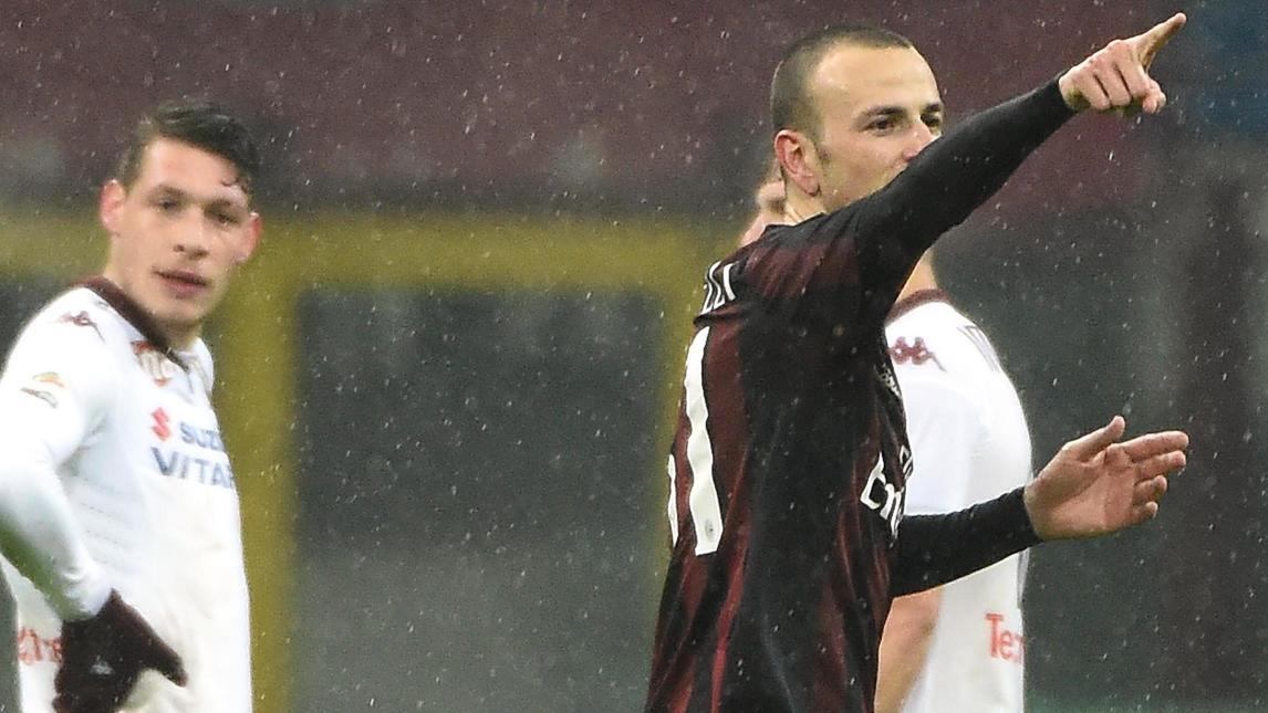 Антонелли продлил голевую серию Милана. Фото ANSA