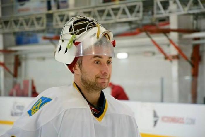 Александр Харитонов, фото ХК Донбасс