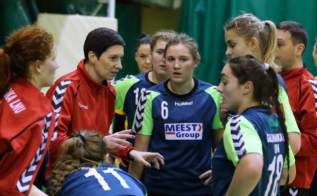 Галичанка (Львов), handball.net.ua