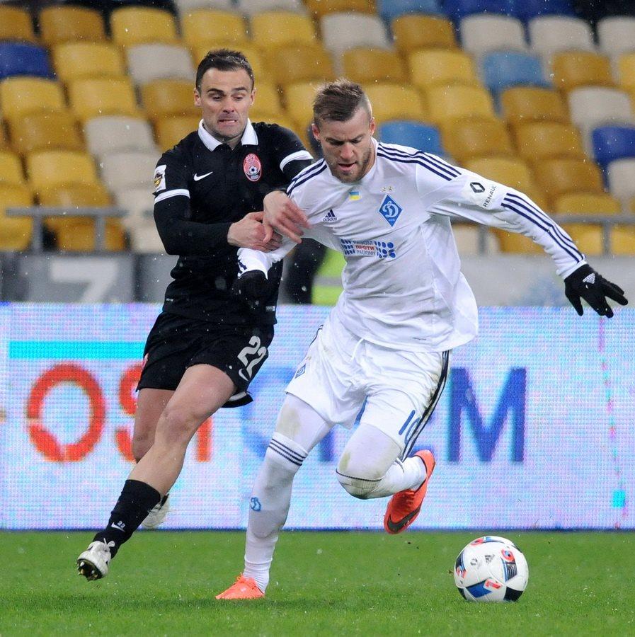 Желько Любенович (слева), football.ua