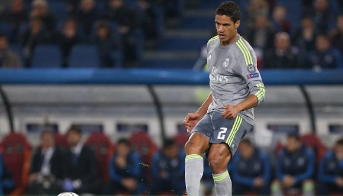 Реал: Варан не полетел на матч с Вольфсбургом