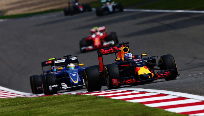 Риккардо: «Провел одну из лучших гонок в карьере»