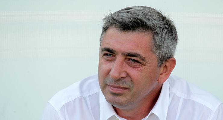 Минай не призначив Севідова головним тренером через його дискваліфікацію