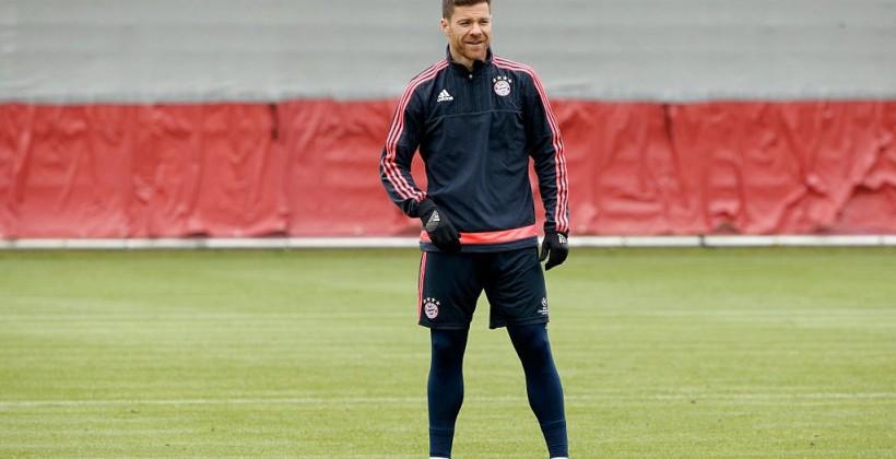 Хаби Алонсо собирается закончить карьеру в«Баварии»