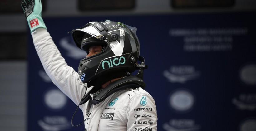Росберг выиграл Гран-при Китая