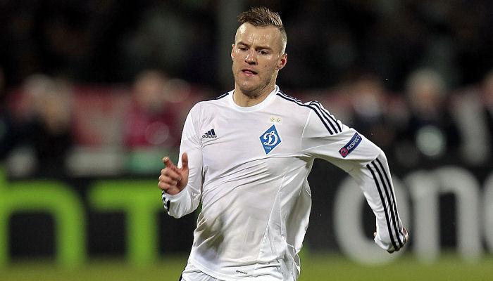 Ярмоленко и Кучер получили три матча дисквалификации