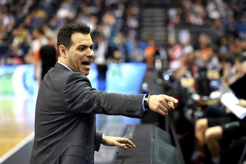 Димитрис Итудис, Euroleague Basketball