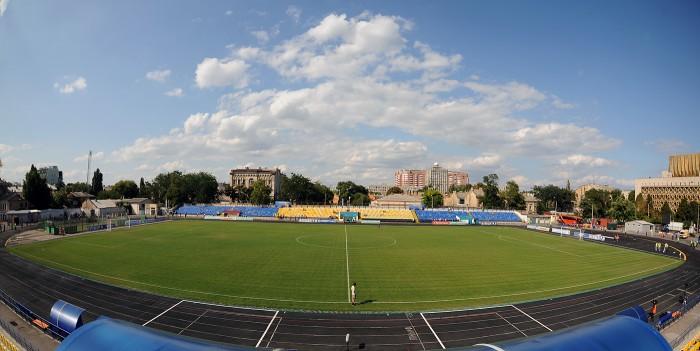 Реал Фарма меняет арену – со стадиона Иван переезжает на Спартак, фото mapio.net