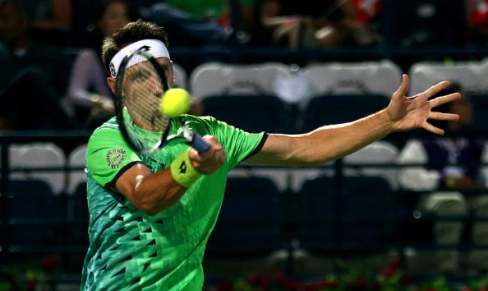 Украинский теннисист Стаховский обыграл жителя России ивышел вфинал турнира вСеуле