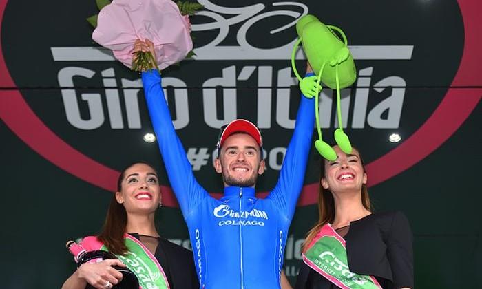 Житель россии Фолифоров одержал победу «разделку» на«Джиро д'Италия», Фирсанов— четвертый