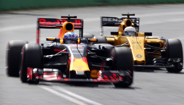 Ред Булл хочет получить обновленный мотор уже в Монако