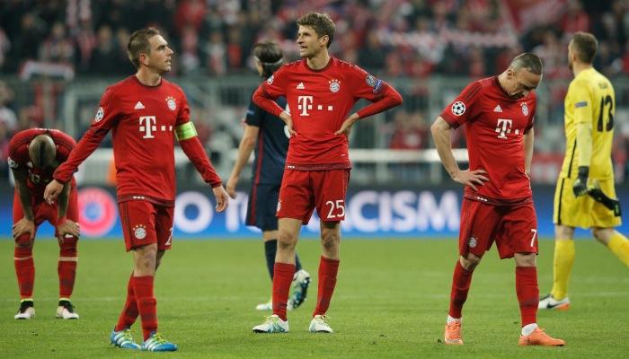 Румменигге: Бавария заслуживала выхода в финал