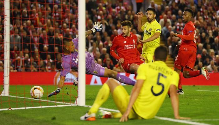 Ливерпуль прервал беспроигрышную серию Вильярреала из 12 матчей в ЛЕ