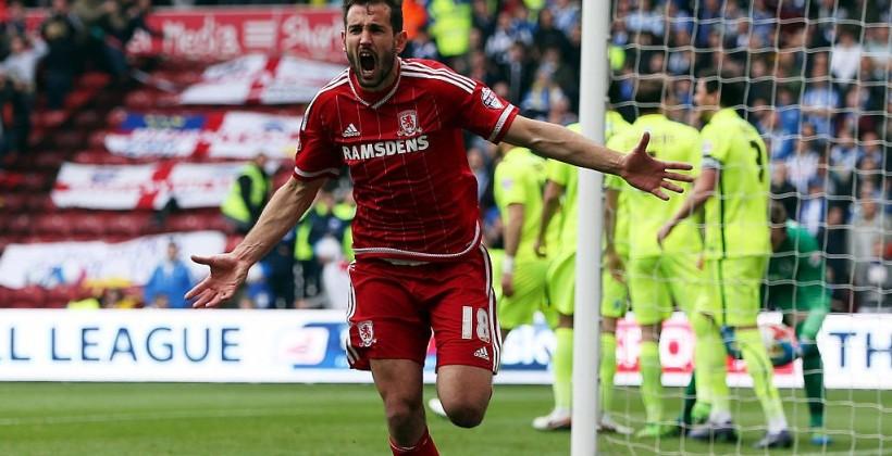 Кристиан Стуани забил решающий гол в ворота Брайтона Getty Images