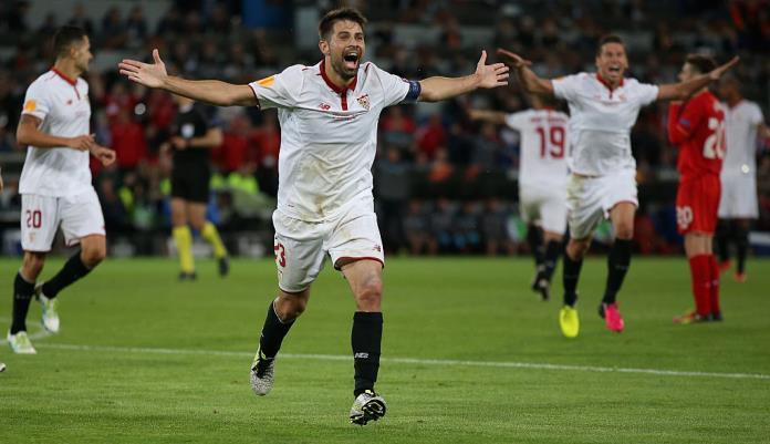Севилья — пятый клуб Испании в Лиге чемпионов