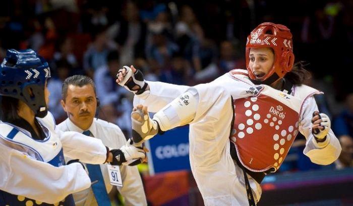 Украинка выиграла золото на чемпионате Европы по тхэквондо [ Редактировать ]