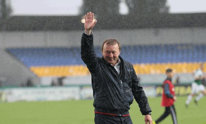 Шаран: «Потрапити напряму в груповий турнір Ліги Європи – це мрія Олександрії»
