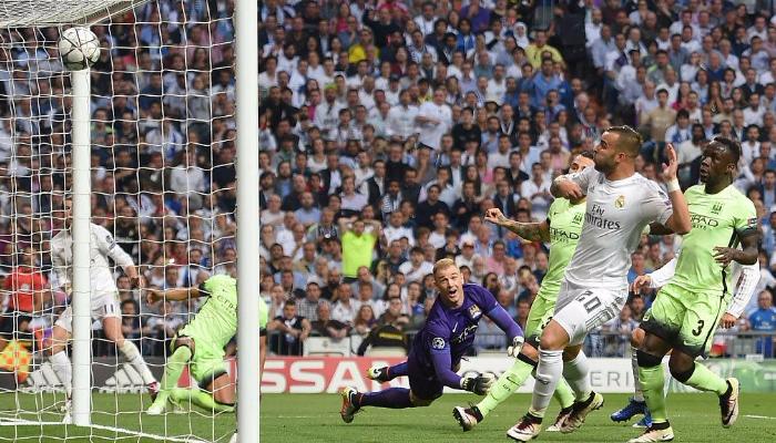 Бэйл забил 1-й гол в текущем розыгрыше ЛЧ