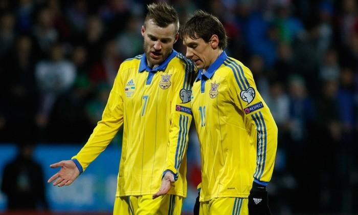 Еще три игрока покинули расположение сборной Украинского государства