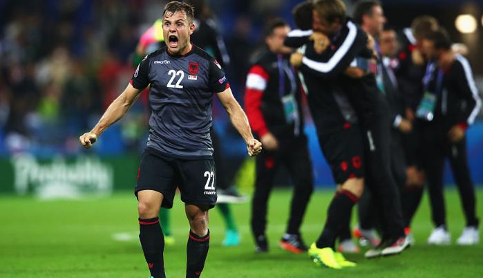Албания - Англия где смотреть в прямом эфире трансляцию матча
