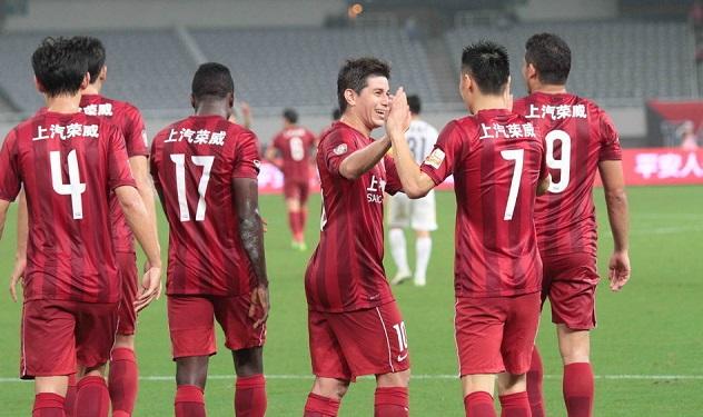Футбольный официальный клуб сайт шанхай сипг