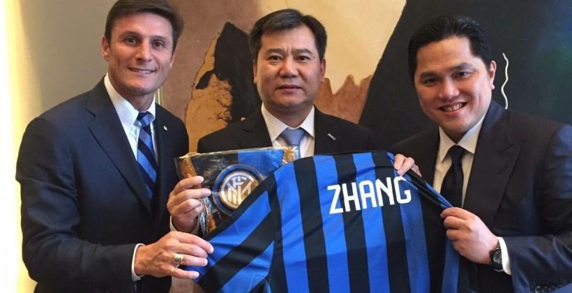 "Sunning Holdings Group-მა ""ინტერის"" აქციების 70% შეიძინა"